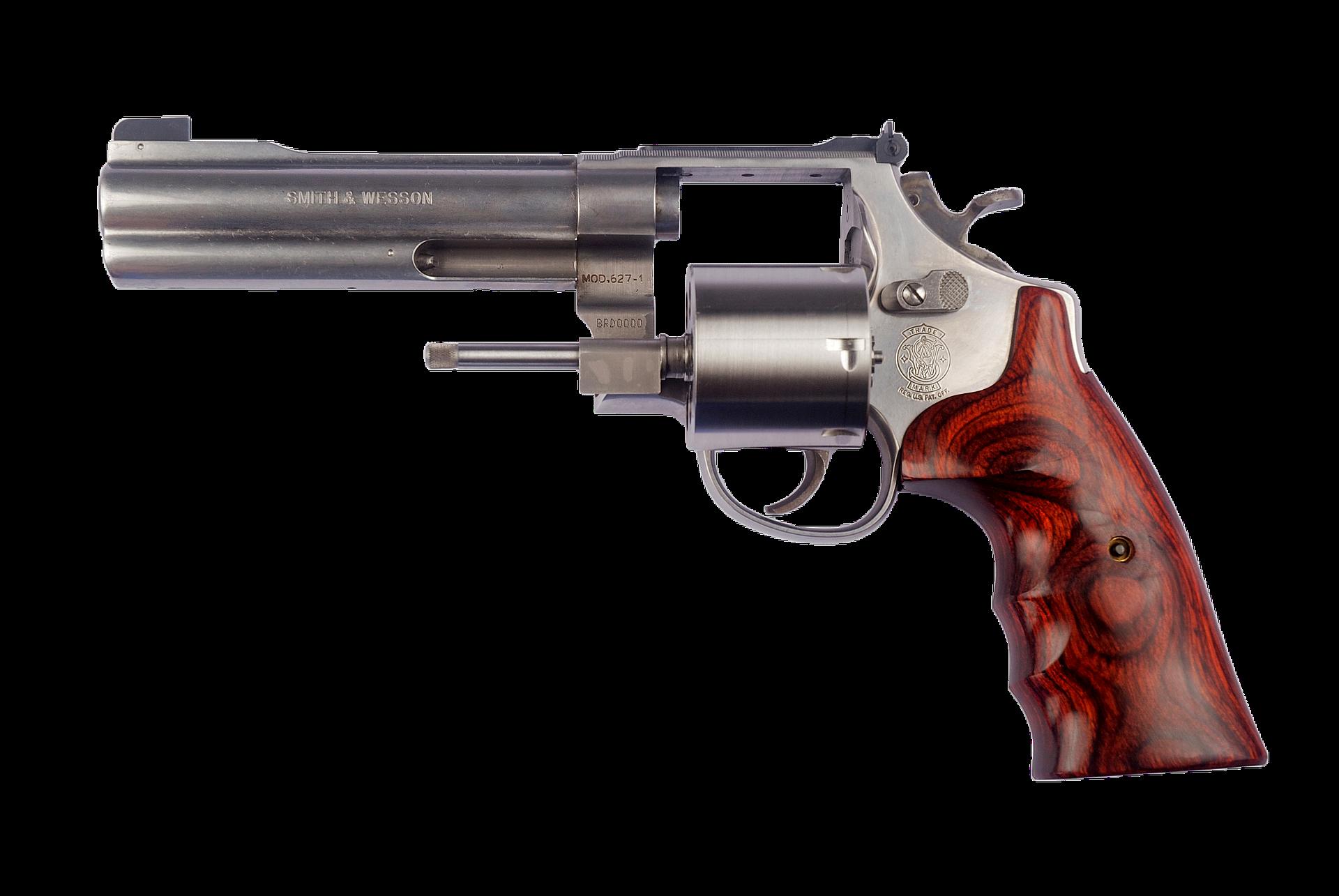 Pistolet à gaz