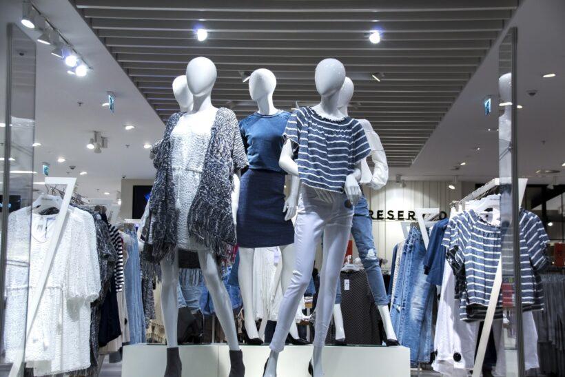 L'industrie de la mode